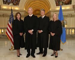 Oklahoma Workers Comensation Court Judges