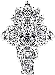 Free to print/download coloring mandala pages for adults and kids. Mandala Coloring Pages Animal New Free Printable Home Inside Best Dog Easy Mandalas For Kids Book Christmas Therapeutic Pictures To Images Print Oguchionyewu