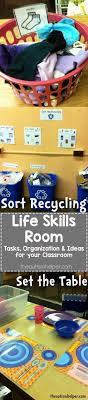 best images about independent living skills for visually life skills room