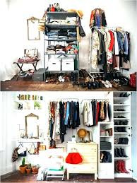 small bedroom no closet ideas to maximize a tiny space clothes storage for bedrooms baby