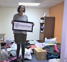 3 000 in donations 4 happy non profits a generous community our back to work charity dress drive was a huge success we collected over 3 000 articles of clothing for shelter house brightpath s project bridge