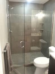 return panels and half walls these shower enclosures