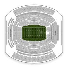 Tiaa Bank Field Seating Chart With Rows And Seat Numbers Everbank Field Seating Chart Seatgeek