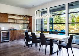 size dining room contemporary counter: undercounter beverage center dining room contemporary with bar in dining room dining chairs garrison hullinger lake