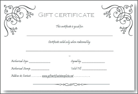 Baby Certificate Maker Mesmerizing Massage Certificate Template Chaseeventsco