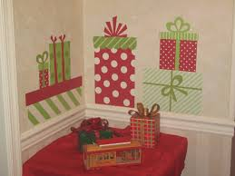 xmas wall decorations diy for work decoration ideas decor most loved tree decorating mos on