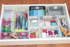 cute desk drawer organizer. Brilliant Drawer Desk Drawer Organization  View From The Fridge Throughout Cute Organizer W