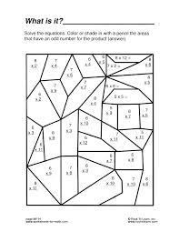 multiplication coloring pages math coloring worksheets middle school multiplication coloring printable middle school math worksheets on free fun math
