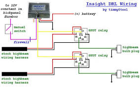 drl wiring diagram drl image wiring diagram ext drl insight wiring cb7tuner forums on drl wiring diagram