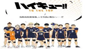 Haikyuu Height Chart Haikyuu Season 4 Animes Full Title New Cast Members