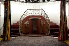 Für das obere ende einer treppe sollten sie ein modell. Garage X Theater Petersplatz Wikipedia