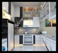 Small Picture Gambar Model Kitchen Set Mini Keren Dapur Minimalis Idaman