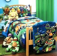 ninja turtle toddler bed set bed set bed set teenage mutant ninja turtles toddler bedding set
