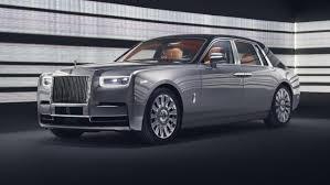 Video: a closer look at the new Rolls Royce Phantom | Top Gear
