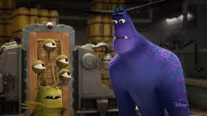 Disney+ Original Series 'Monsters at ...