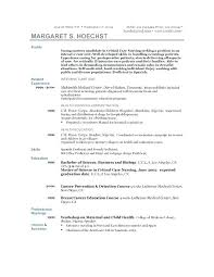Resume Layout Templates Resume Layout Examples Best Sample Resume ...
