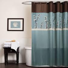 Curtain 96 Inches Long Bath Shower Sun Shower Curtain Fabric Shower Curtains 96