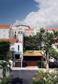 Roof Terrace Design Ideas Singapore House Tour 3 760sqf Three Storey Home In Singapore With