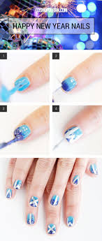 Best 25+ New years nail art ideas on Pinterest | New year's nails ...