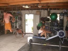 garage gym diy