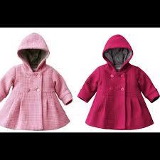 girls sophie rose microfleece coat hat set