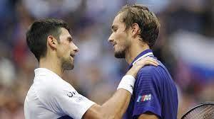 Daniil Medvedev unterstützt Novak Djokovic bei Impf-Thematik vor Australian  Open - Eurosport