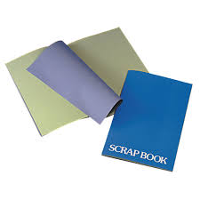 377 X 251mm Scrapbook 40 Page Pack Of 12