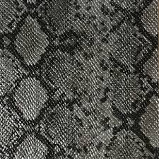 Python Pattern Impressive Python Snake Skin Pattern Embossed Vinyl Upholstery Fabric By The