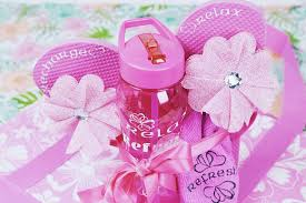 do it yourself spa day gift set