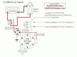 hei distributor wiring diagram msd 8860 wiring harness diagram pro comp pc 2015 wiring diagram at Pro Comp Ignition Wiring Diagram