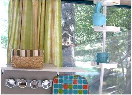 outdoor shower curtain stylish travel trailer best of rod designs cafe inside 12