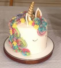 Who Wouldnt Want A Unicorn Birthday Cake Birkinshaws Tea Room