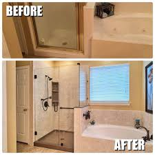 bathroom remodel pictures before and after. Simple After Bathroomremodelingtomballtx For Bathroom Remodel Pictures Before And After