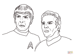 Small Picture Star Trek coloring pages Free Coloring Pages
