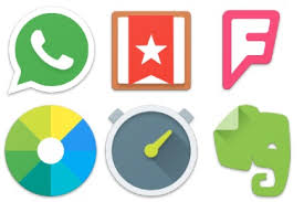 Apps Symbol Application Icons
