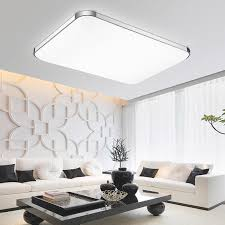 fabulous contemporary led ceiling lights hot squarerectangle modern ceiling lights lamp living room