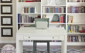 simply organized home office. How To Organize Your Home Office In 5 Steps Simply Organized