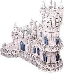 <b>CubicFun</b> 3D Пазл <b>Ласточкино гнездо</b> — купить в интернет ...