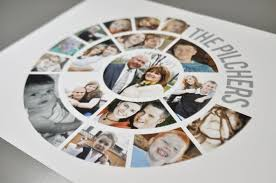 Photo Collage Ideas - Circle Of Love