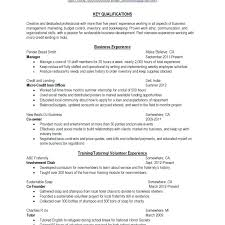 How To Write A Simple Job Resume Simple Job Resume Template