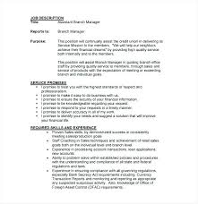 Bank Branch Manager Resume Awesome Bank Branch Manager Resume Bank Branch Manager Resume Bank Assistant