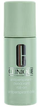 <b>Clinique Antiperspirant</b>-<b>Deodorant</b> Roll On - <b>Дезодорант</b> ...