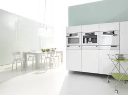 Contemporary Kitchen Miele For IMM/Living Kitchen Show. The Latest White  Appliances ...