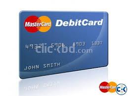 Clickbd Mastercard Bangladeshi Debit Visa International Card For
