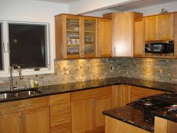 Dark Granite Kitchen Countertops Kitchen Backsplash With Black Pearl Quartz Counter Tops Black