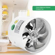 50w 220v Wand Abluftventilator Geräuscharm Für Badezimmer Küche Luft