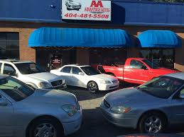 aa advane autos car dealers 4918 covington hwy decatur ga phone number yelp