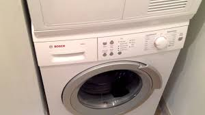 bosch axxis washer and dryer.  Bosch BOSH AXXIS Washer Machine Insane Brutal Spinning Sounds Like A Jet Plane Intended Bosch Axxis And Dryer M