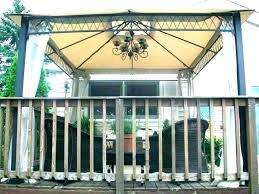 full size of paradise solar gazebo chandelier home depot with amber flickering led candles lights tire