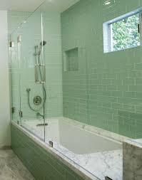 Glass Doors For Bathtub Bathroom Enchanting Modern Bathtub 25 Glass Doors For Bathtub
